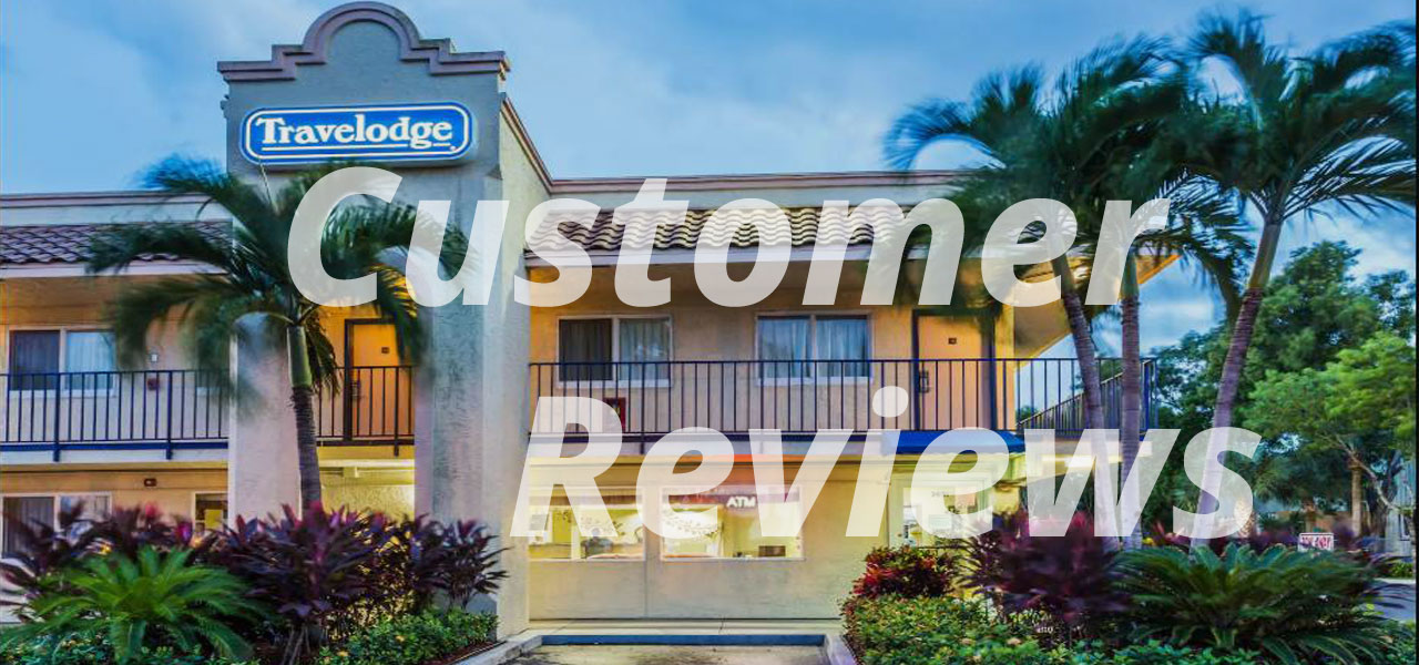 West Palm Beach Hotel Customer Review